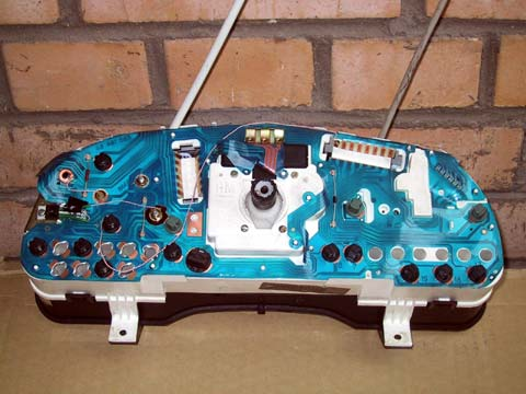 схема электрическая сандеро